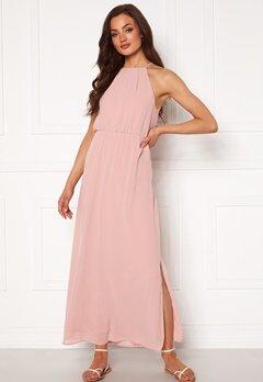 VILA Micada S/L Ancle Dress Pale Mauve Bubbleroom.se