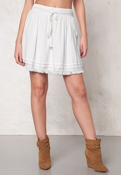 VILA Modi skirt Snow White Bubbleroom.fi