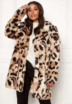 VILA Mondana Coat Soft Camel Bubbleroom.se