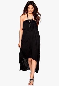 VILA Olymp S/L Dress Black Bubbleroom.no