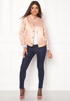 VILA Palm Bomber Jacket Rugby Tan Bubbleroom.se