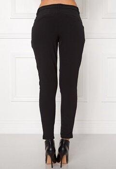 VILA Rem 7/8 Pant Black Bubbleroom.no