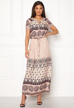 174d044fae22 VILA Siva Bohemian Maxi Dress Silver Peony Bubbleroom.se
