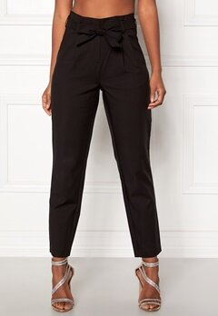 VILA Sofina Highwaist 7/8 Pant Black Bubbleroom.se