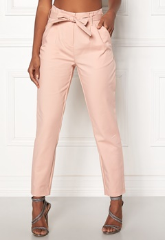 VILA Sofina Highwaist 7/8 Pant Rose Smoke Bubbleroom.se