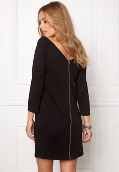 VILA Tinny 3in1 Dress Black Bubbleroom.se