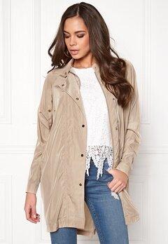 VILA Vieastha jacket Soft Camel Bubbleroom.se