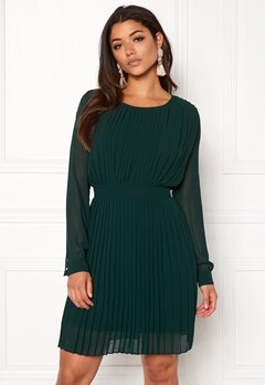 VILA Vimillie Dress Pine Grove Bubbleroom.fi