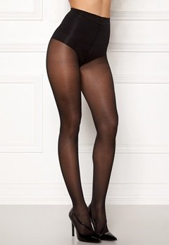Vogue Brillante Tights 40 Den Black Bubbleroom.se