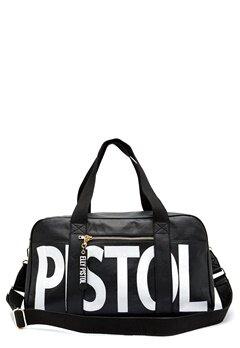 Elly Pistol Weekend Flirt Bag Svart/rosa Bubbleroom.se