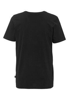 WeSC Bowie s/s t-shirt Black Bubbleroom.no