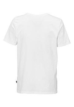 WeSC Bowie s/s t-shirt White Bubbleroom.se