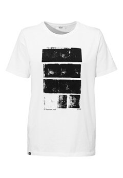 WeSC Brandy s/s t-shirt White Bubbleroom.se