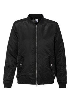 WeSC Rush padded jacket Black Bubbleroom.se
