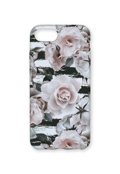 Wilma Wilma Soft Case Roses & Stripes Bubbleroom.se