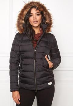 Odd Molly Winterland Jacket Almost Black Bubbleroom.se