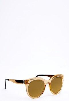 WOS Golden Air Sunglasses Guld Bubbleroom.dk
