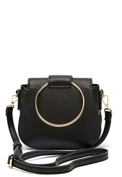 VERO MODA Wrista Cross Over Bag Black Bubbleroom.fi