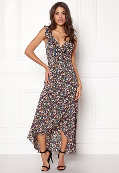 WYLDR Heartbreak Hotel Dress Multi Bubbleroom.fi