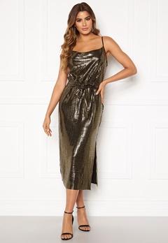 Y.A.S Ellie SL Midi Dress Black Bubbleroom.se