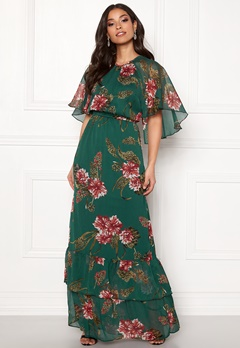 Y.A.S Hilma Maxi Dress June Bug Bubbleroom.se