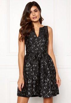 Y.A.S Losha SL Dress Black Bubbleroom.se