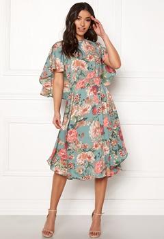 Y.A.S Merio S/S Dress Trellis Bubbleroom.se