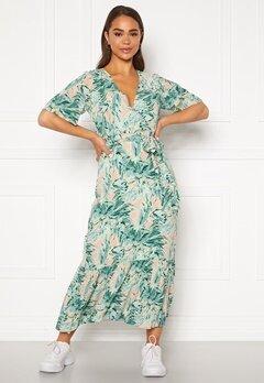 Y.A.S Nala SL Long Dress Cradle Pink Bubbleroom.se