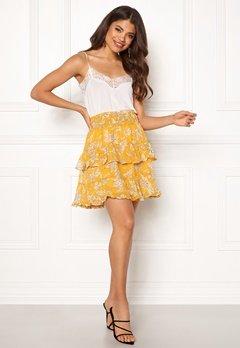 Y.A.S Ray Short Skirt Tawny Olive Bubbleroom.se