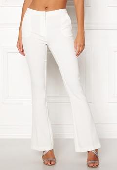 Y.A.S Samura Libby Pant Star White Bubbleroom.se