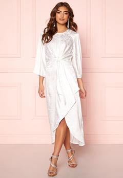 Y.A.S Xenia Dress Star White Bubbleroom.se