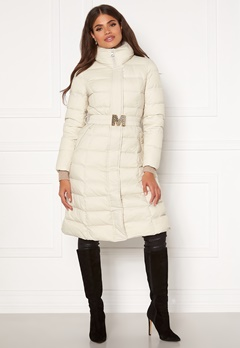 Miss Sixty YJ4320 Coat Light Grey Bubbleroom.se