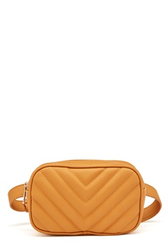 ONLY Zag PU Belt Bumbag Golden Yellow Bubbleroom.se