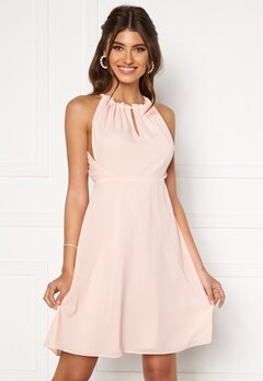 Zetterberg Couture Safira Short Dress Rose opal Bubbleroom.se