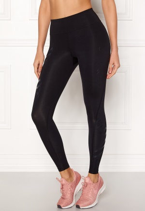 2XU Bonded Compression Tights Blk/Pos L
