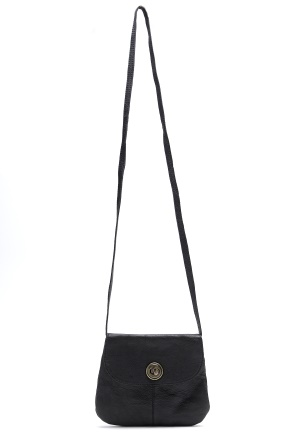 Pieces Totally Royal Party Bag Black One size