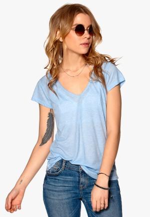 77thFLEA Lola T-shirt Blåmelange XXS thumbnail