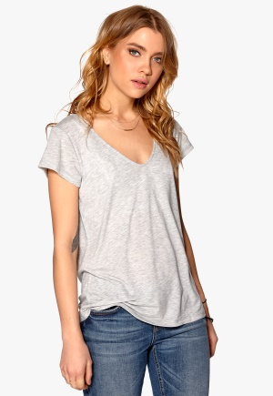 77thFLEA Lola T-shirt Gråmelange XXS thumbnail