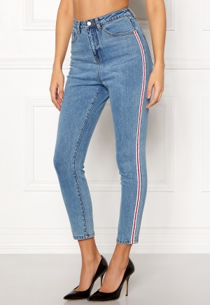 Bilde av 77thflea Tinnie Highwaist Jeans Blue 36