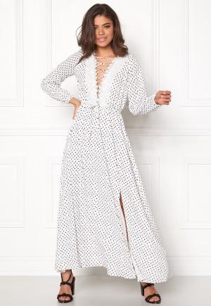 AÉRYNE Imma Dress Offwhite M