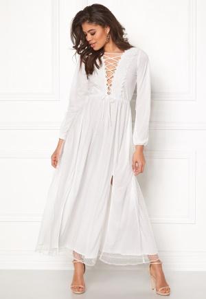 AÉRYNE Opel Dress White S