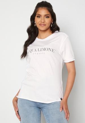 Acqua Limone T-shirt Classic White S