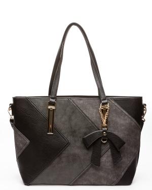 ALPINI Väska, Cilla Svart One size