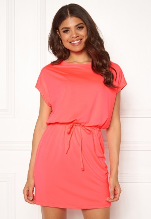 Sisters Point Aluna Dress 570 Neon Pink L