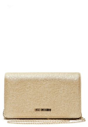 Love Moschino Bag II Gold One size