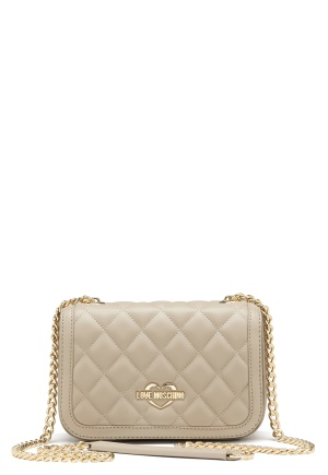 Love Moschino Bag With Chain 108 Taupe/Sand One size