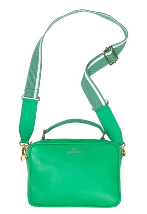 Becksøndergaard Feels Leather Bag Fern Green One size