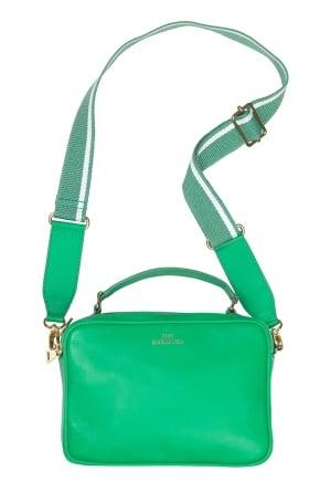 Becksøndergaard Feels Leather Bag Fern Green One size