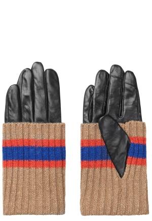 Becksöndergaard Glitsa Glove Red 7.5