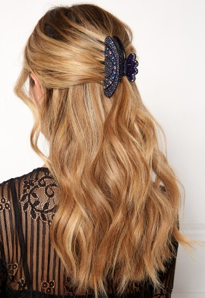Becksøndergaard Hair Clip Stones 233 Dazzling Blue One size